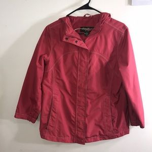 Eddie Bauer Windbreaker Small